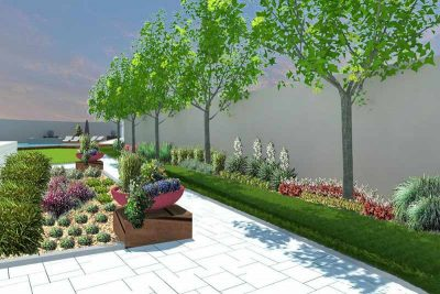 ландшафтен дизайн
