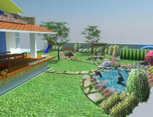 Проект за озеленяване кв. Симеоново